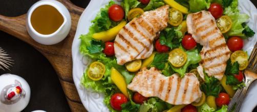 La alimentación sana ayuda a crecer mejor. - menzig.fit