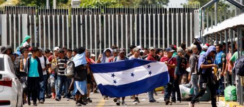 Migrantes en la frontera sur de México. - udgtv.com