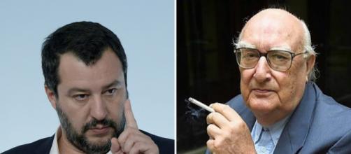 Nuovo botta e risposta tra Andrea Camilleri e Matteo Salvini