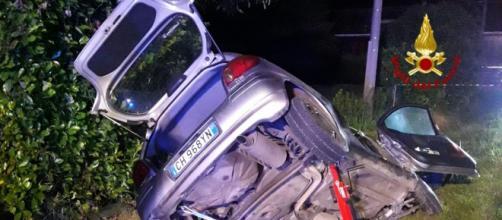 Treviso, ragazza accusa: tentativo di omicidio-suicidio dietro all'incidente | tribunatreviso.gelocal.it