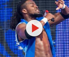 Kofi Kingston might drop the title to Shane Mcmahon very soon. [Image credit: Blasting News Database]