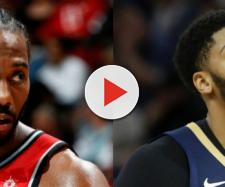 The Kawhi Leonard trade will have a huge effect on Anthony Davis trade – [Image credit: NBA.com/Youtube]