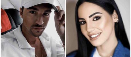 Andrea Damante commenta il nuovo flirt della De Lellis: 'Giulia mi ha lasciato'.