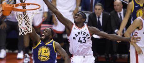 Game 6 cette nuit entre Warriors et Raptors