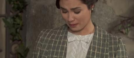 Il Segreto, spoiler: Maria disperata dopo aver ricevuto una lettera da Gonzalo