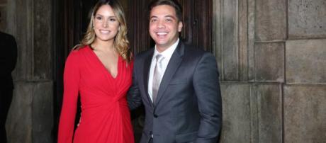 Mileide, ex-do cantor, também se declarou para novo namorado. (Arquivo Blasting News)