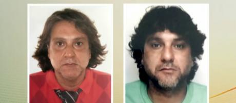 Paulo Cupertino fugiu após cometer assassinatos no último domingo (9). (Reprodução/Rede Globo)