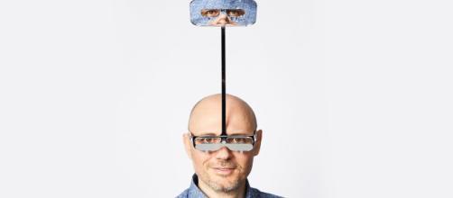 Gli occhiali inventati da Dominic Wilcox