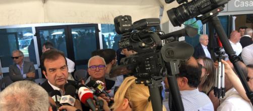 Mario Occhiuto - Conferenza stampa presentazione comitati civici