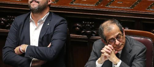 Tria: 'Dove sono fondi per Flat Tax?', e Salvini: 'Arriveranno' - ilprimatonazionale.it