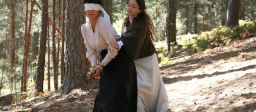 Una Vita, anticipazioni spagnole: Olga rapisce Blanca, Samuel in ansia - gogomagazine.it