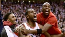 Finales NBA : Toronto sur le toit du monde après sa victoire sur les Warriors au game 6