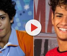 Gabriel Santana viveu o personagem Mosca na trama. (Reprodução/SBT/Rede Globo)