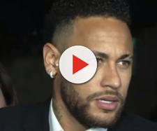 Neymar se defendeu acerca da acusação de estupro por parte de Najila Trindade. (Reprodução/Rede Globo)
