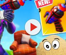 Prop-O-Matic item is coming to 'Fortnite.' (Image Credit: Standart Skill / YouTube)