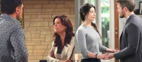 Beautiful, trame al 21 giugno: Katie porta in tribunale Bill, Steffy ama ancora Liam