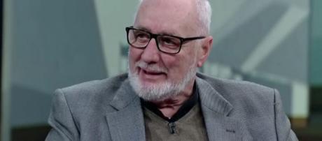 Clóvis Rossi já havia conquistado dois dos maiores prêmios jornalísticos das Américas. (Reprodução/TV Globo)