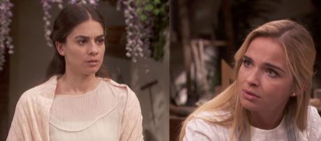 Il Segreto, spoiler Spagna: Elsa ha un brutto malore, Antolina le salva la vita