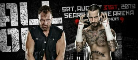 Jon Moxley gets an opponent and CM Punk might appear at AEW All Out. Image Credit: YouTube/AEW/WWE