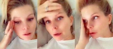 """Le bébé de Jessica et Thibault en danger, le gynécologue annonce : """"S'il est encore la dans un mois, on sort le champagne""""."""