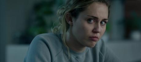 Miley Cirus en su papel de Ashley en la ultima temporada de Black Mirror
