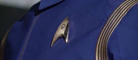 Nasa, il simbolo di Star Trek scolpito su Marte dagli agenti atmosferici