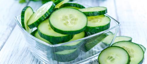 Alcune proprietà benefiche del cetriolo