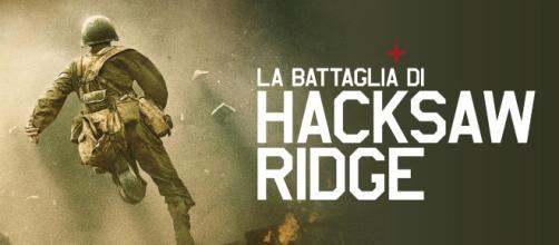 La Battaglia di Hacksaw Ridge stasera su Canale 5, Andrew Garfield è Desmond Doss