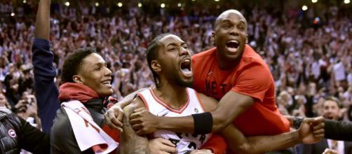 Les Toronto Raptors sont les nouveaux champions NBA