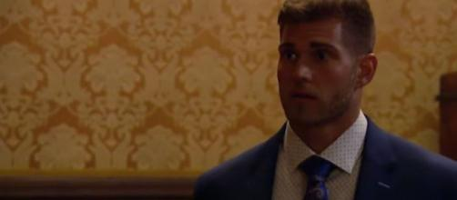 Luke P of The bachelorette hints he's on the way to film Bachelor in Paradise - Image credit - Bachelor Nation/YouTube