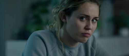 Miley Cirus en su papel de Ashley en la ultima temporada de Black Mirror