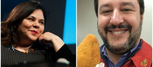 Murgia: 'Minacciata, ma Salvini tace' - vistanet.it