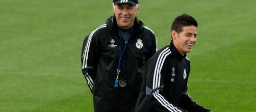 Napoli, svolta per James Rodriguez: Adidas pronta a pagare il 20% dell'ingaggio
