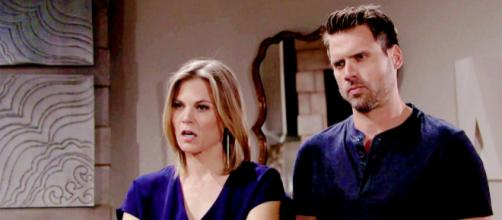Phyllis wants to discover Adam's secret in Y&R. (Image Source:Trend Street-YouTube.)