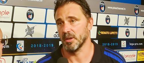 Serie C, il tecnico D'Angelo seguito da molti club - PISANEWS - pisanews.net