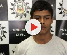 O jovem foi preso pela Polícia Civil. (Divulgação/Polícia Civil)