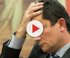 Site divulgou nesta sexta-feira (14) novos trechos de mensagens do ministro Sérgio Moro. (Arquivo Blasting News)