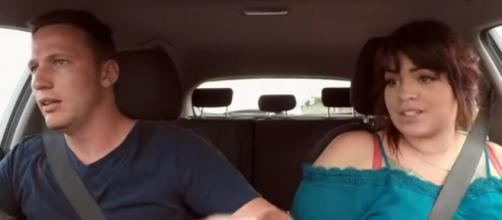 """""""90 day Fiance: The Other Way"""" Tiffany's feeling down - Image credit - TLC / YouTube"""