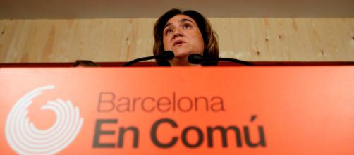Ada Colau, renueva como alcaldesa de Barcelona