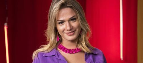 Atriz está em seu primeiro trabalho em novelas. (Divulgação/ Rede Globo)