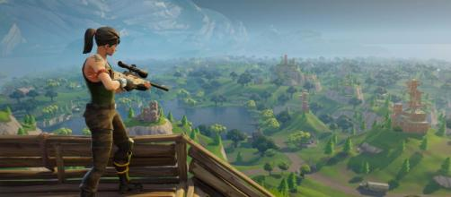 'Fortnite' almost got canceled. [Image source: Epic Games promo material]