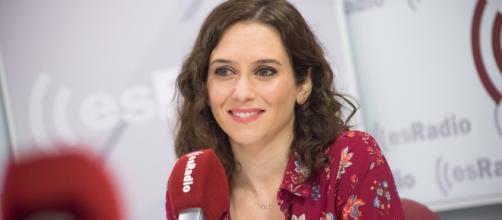 Isabel Díaz Ayuso candidata del PP para Madrid