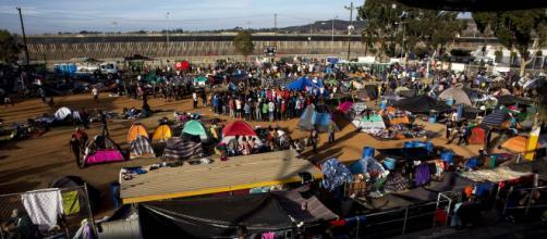 Migrantes siguen refugiándose en varias ciudades de México. - com.gt