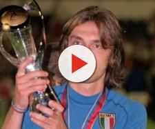 Andrea Pirlo nella top 11 all times dell'Europeo Under 21 composta dall'Uefa