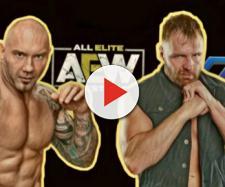 Batista talks AEW, Jon Moxley defeats Cass XL. Image Courtesy: YouTube/AEW/WWE