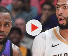 With the Anthony Davis trade announced, the Lakers also have a top free agent they want to sign. [Photo via ESPN/YouTube]
