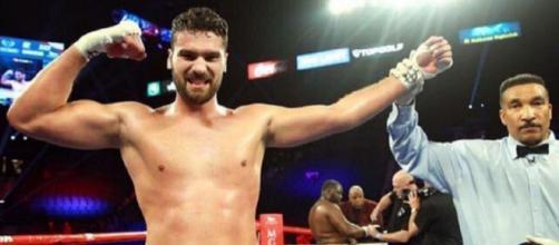 Las Vegas, Guido Vianello ha battuto per k.o al secondo round Keenan Hickman