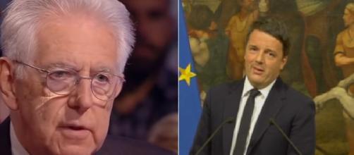 Matteo Renzi risponde a Mario Monti, autore di un articolo sul Corriere.