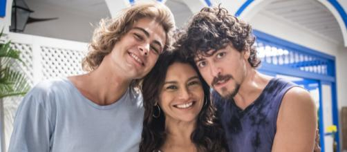 Os filhos de Janaína continuarão em guerra, pois João desconfiará que Jerônimo matou Magaiver (Foto: Reprodução/TV Globo)