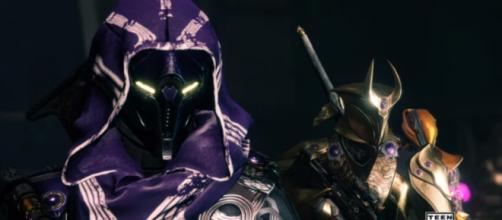 Taken from the Crown of Sorrow raid. [Image Source: destinygame/YouTube]